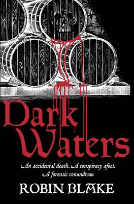 Book cover for Dark Waters