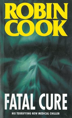 Book cover for Fatal Cure