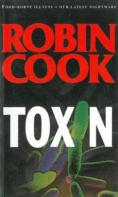 Book cover for Toxin