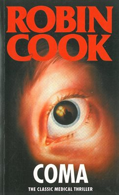 Book cover for Coma