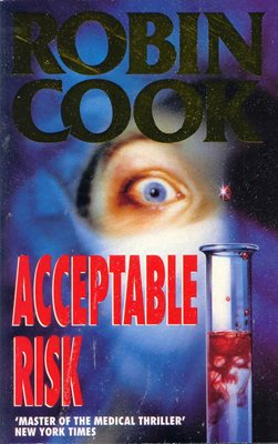 Book cover for Acceptable Risk