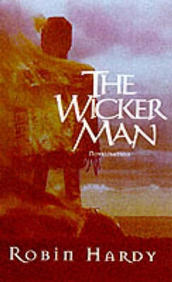 Book cover for The Wicker Man