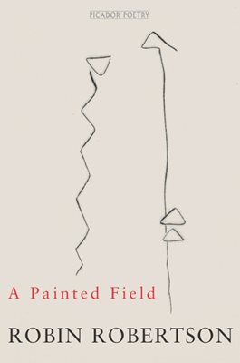 Book cover for A Painted Field