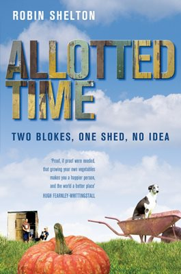 Book cover for Allotted Time