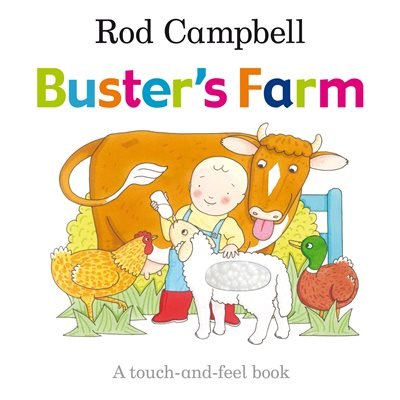 Book cover for Buster's Farm