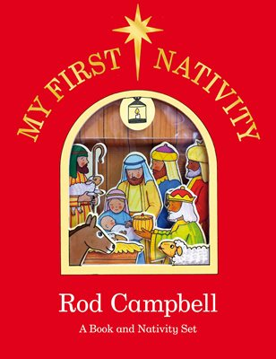 Book cover for My First Nativity Set