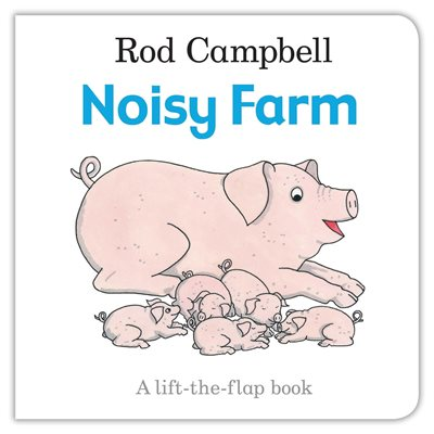 Book cover for Noisy Farm