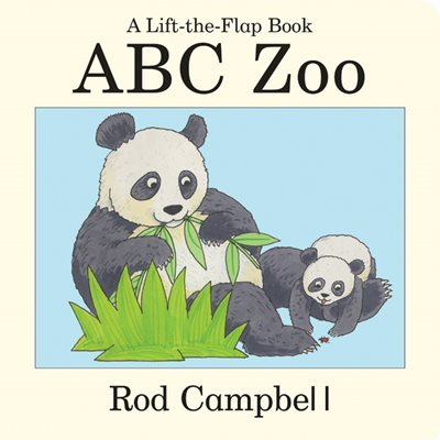 Book cover for ABC Zoo