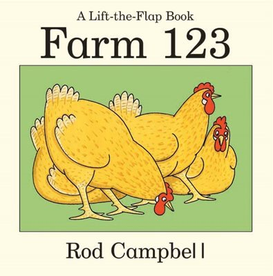 Book cover for Farm 123