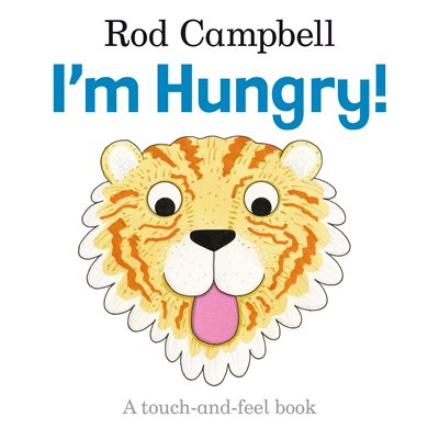 Book cover for I'm Hungry!