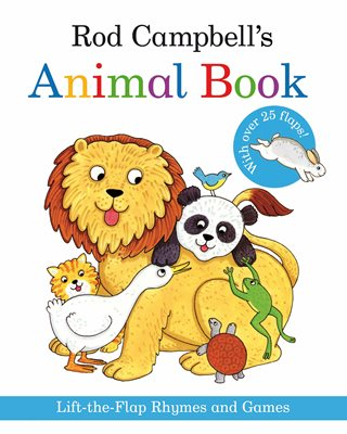Book cover for Rod Campbell's Animal Book