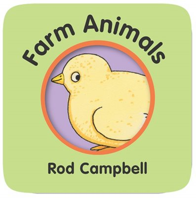 Book cover for Farm Animals