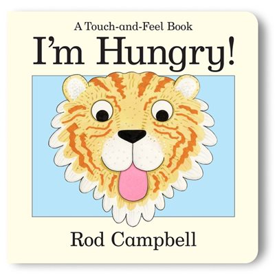 Book cover for I'm Hungry
