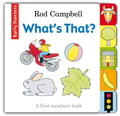 Book cover for What's That?