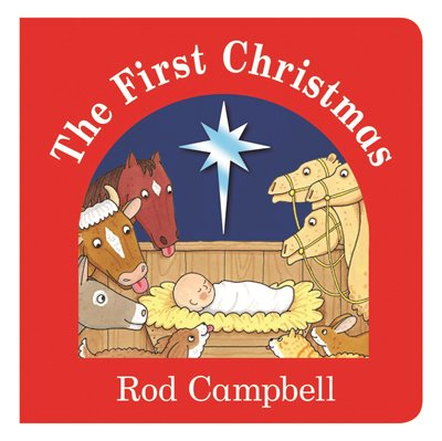 Book cover for The First Christmas