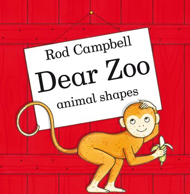 Dear Zoo Animal Shapes