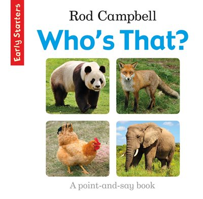Book cover for Who's That?