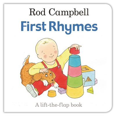 Book cover for First Rhymes