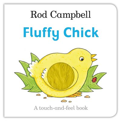 Book cover for Fluffy Chick