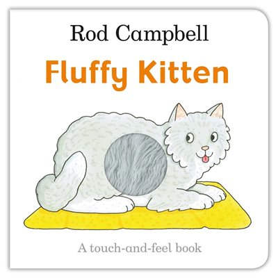 Book cover for Fluffy Kitten