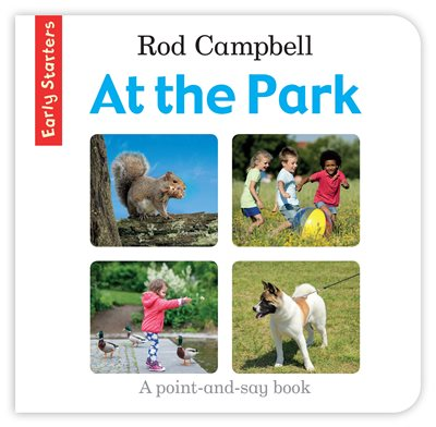 Book cover for At the Park