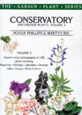 Book cover for Conservatory & Indoor Plants Vol 2