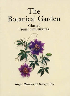 Book cover for Botanical Garden Volume I