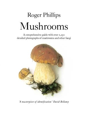 Book cover for Mushrooms