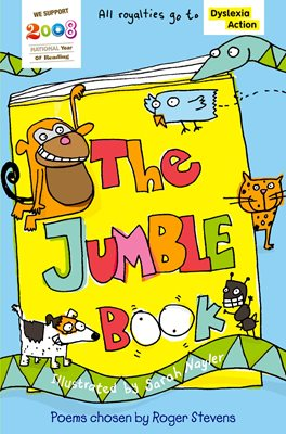 Book cover for The Jumble Book