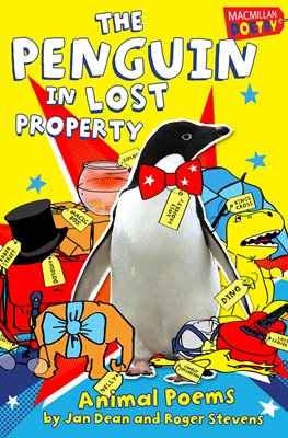 Book cover for The Penguin in Lost Property