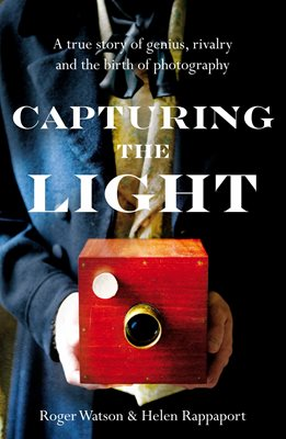Book cover for Capturing the Light