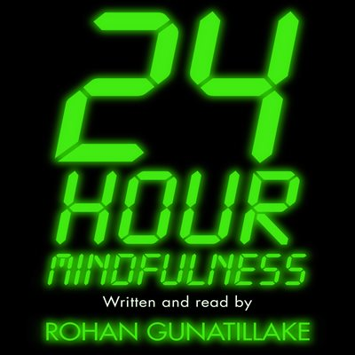 Book cover for 24 Hour Mindfulness