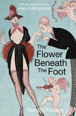 Book cover for The Flower Beneath the Foot