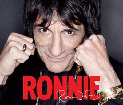 Book cover for Ronnie