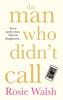 Book cover for The Man Who Didn't Call
