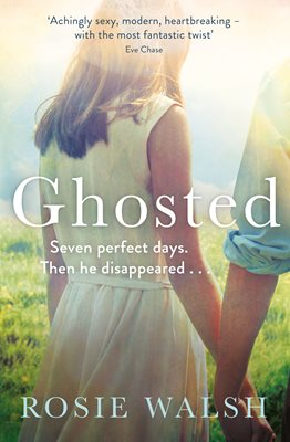 Book cover for Ghosted