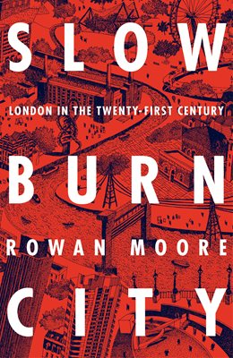 Book cover for Slow Burn City
