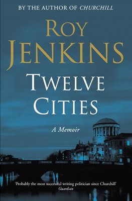 Book cover for Twelve Cities
