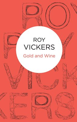 Book cover for Gold and Wine
