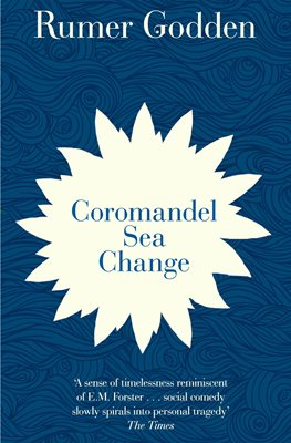 Book cover for Coromandel Sea Change