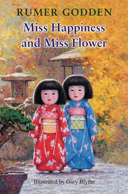 Book cover for Miss Happiness and Miss Flower