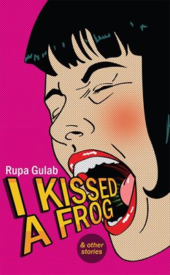 Book cover for I Kissed A Frog