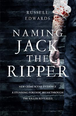 Book cover for Naming Jack the Ripper
