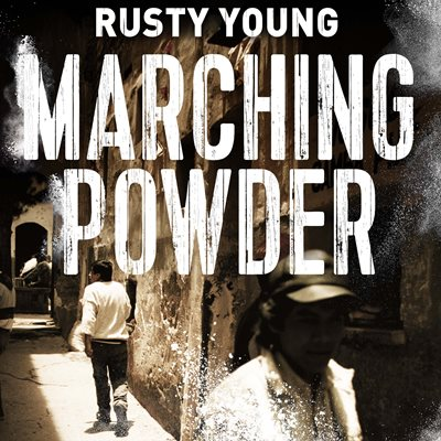 Book cover for Marching Powder
