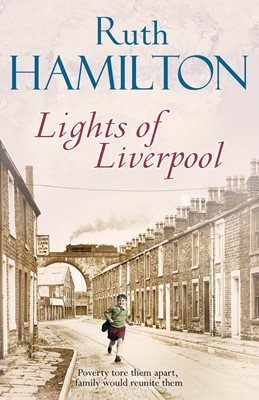Book cover for Lights of Liverpool
