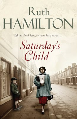 Book cover for Saturday's Child