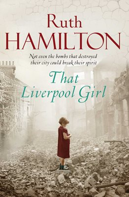 Book cover for That Liverpool Girl