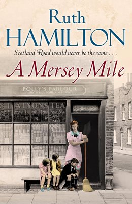 Book cover for A Mersey Mile