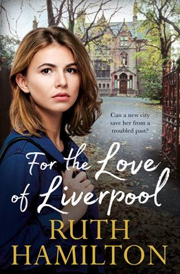 Book cover for For the Love of Liverpool