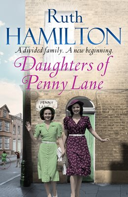 Book cover for Daughters of Penny Lane